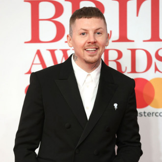Professor Green doesn't feel pressure any more