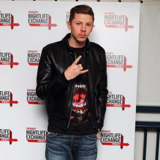 Professor Green Arrested For Drink Driving