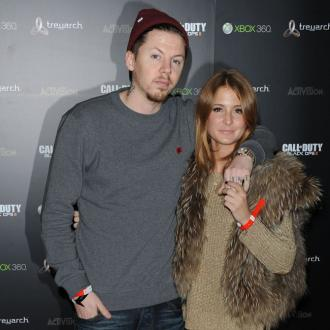Professor Green aims swipe at ex Millie Mackintosh?