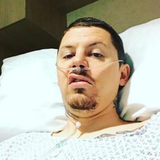 Professor Green on mend after hernia and pneumonia