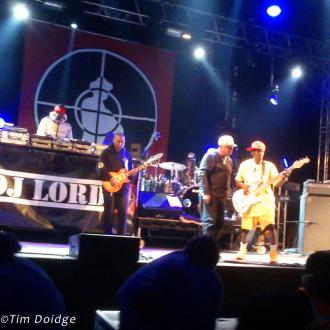 Public Enemy headline Relentless Freeze festival