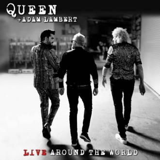 Queen + Adam Lambert announce first live album