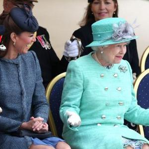 Queen Elizabeth Reminds Will.i.am Of Gran