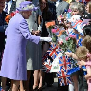 Queen Elizabeth Praised As 'Magnificent'