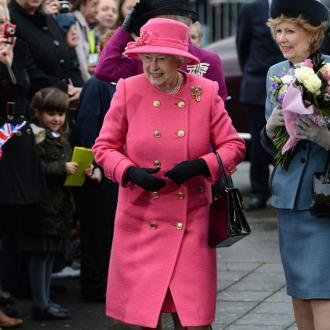 Queen Elizabeth Hospitalised