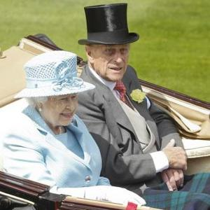Prince Philip Undergoes Heart Tests