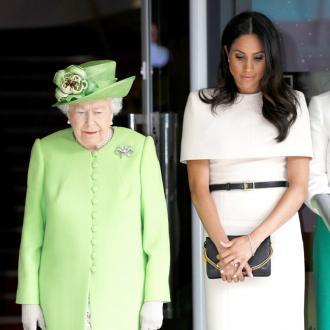 Queen Elizabeth Gave Duchess Meghan Pearl Earrings For Royal Engagement