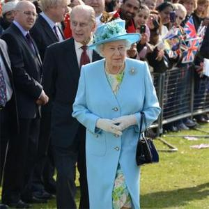 Queen Elizabeth Visits York