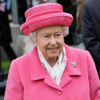 Queen Elizabeth celebrates birth in pink