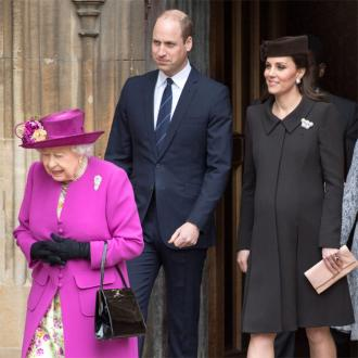 Duchess Catherine gives birth