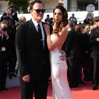 Quentin Tarantino and Daniella Pick welcome their first child