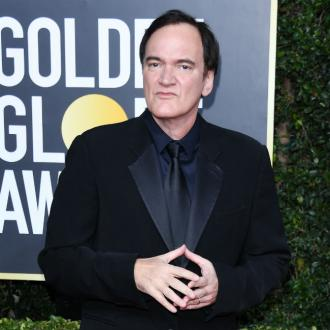 Quentin Tarantino's big Golden Globe win
