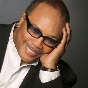 Quincy Jones Kicked Into Touch