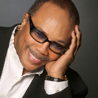 Quincy Jones as 22 girlfriends