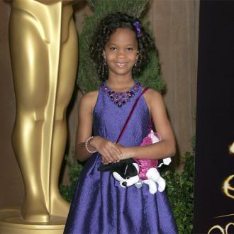 Quvenzhané Wallis Wants To Stay Young