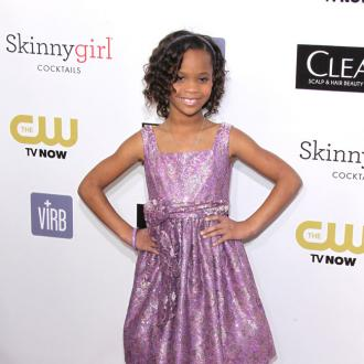 Quvenzhané Wallis: Fashion is my kryptonite