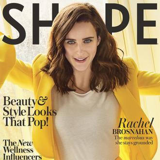 Rachel Brosnahan's Self-care