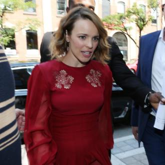 Rachel McAdams enjoying quarantine with son