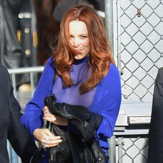 Rachel Mcadams' Red Hair Inspired By Her Mother