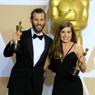Rachel Shenton Celebrated Oscar Win With Burger