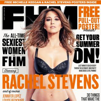 Rachel Stevens Named Sexiest Woman Of All Time