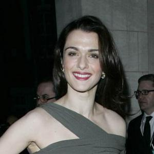 Rachel Weisz Doesn't Think Son Will Act
