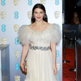 Rachel Weisz found working after giving birth 'daunting'