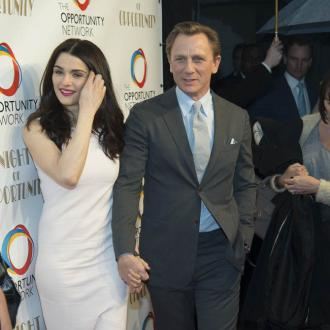 Rachel Weisz loves working with Daniel Craig