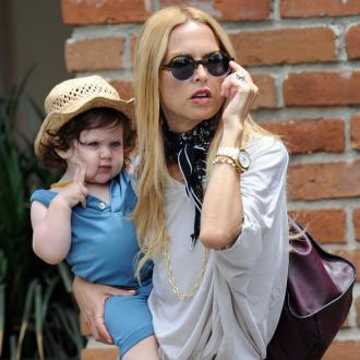 Rachel Zoe Joined By Son At Nyfw Show
