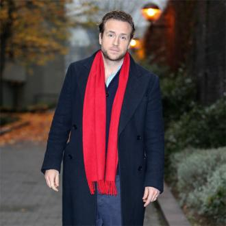 Rafe Spall's confusing Christmas Eve dinner
