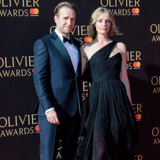 Rafe Spall jokes his kids have been 'absolute b******s' during lockdown