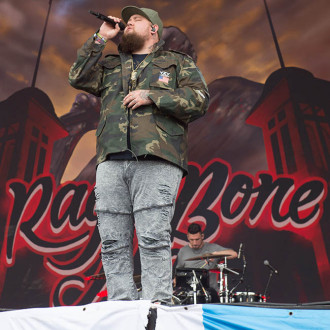 Rag'n'Bone Man reveals his favourite song of his own - and it isn't Human