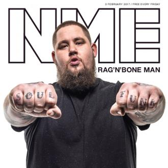 Rag'n'Bone Man isn't interested in fame