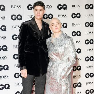 Rose McGowan makes history at GQ Men of the Year awards