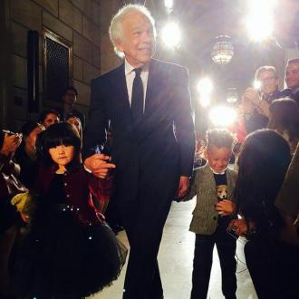 Ralph Lauren to receive the Outstanding Achievement Award in Fashion