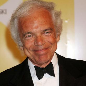 Ralph Lauren honoured by Hillary Clinton for fashion career