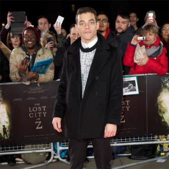 Rami Malek loved dressing up as Freddie Mercury