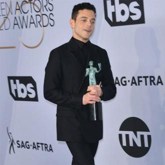 Rami Malek stunned by SAG win