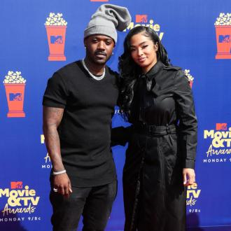Ray J and Princess Love focused on co-parenting
