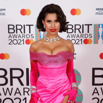 Raye's BRIT outfit pays tribute to Marilyn Monroe