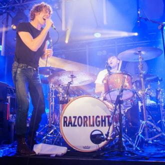 Razorlight start comeback