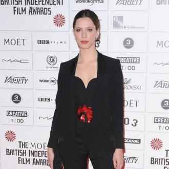 Rebecca Hall had to take charge