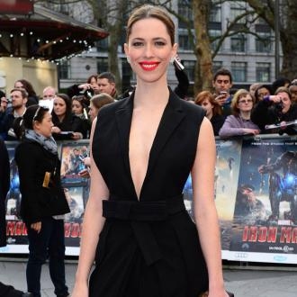 Rebecca Hall 'star-struck' by Paltrow and Downey Jr