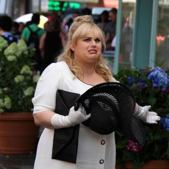 Rebel Wilson rushed to hospital after fall