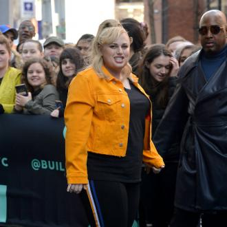 Rebel Wilson wants to be body image role model