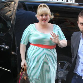 Rebel Wilson Mistaken For Caterer By Joan Collins