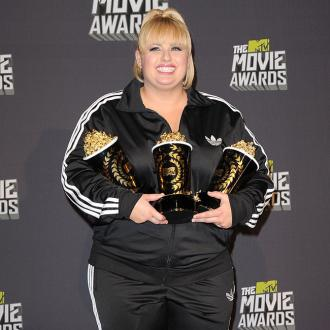 Fan favorite Rebel Wilson is feeling the pain of a broken toe