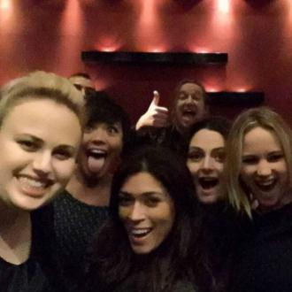 Jennifer Lawrence Gets 'Drunk' With Rebel Wilson
