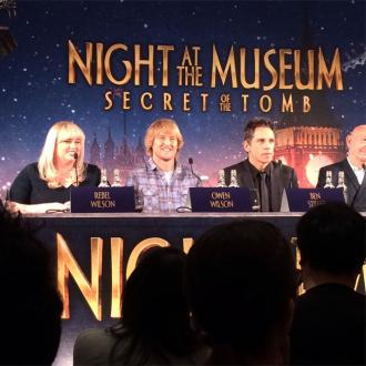 Rebel Wilson 'Tasted A Lot' Of Ben Stiller Filming Night At The Museum