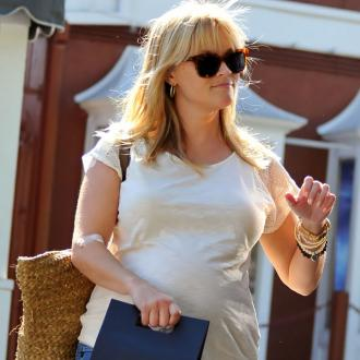 Reese Witherspoon Back Home With Baby